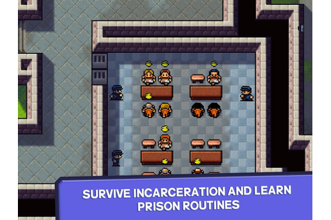 Popular prison escape game The Escapists comes to the Play ...