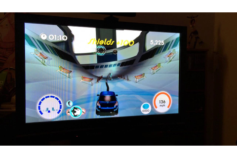 Toyota Yaris XBox 360 Racing Game - YouTube