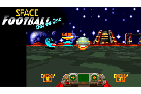 Space Football: One on One ... (SNES) 60fps - YouTube