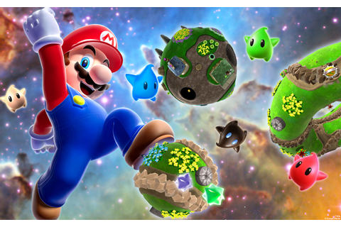 Super Mario Galaxy Is Now The Highest Rated Game Ever | My ...