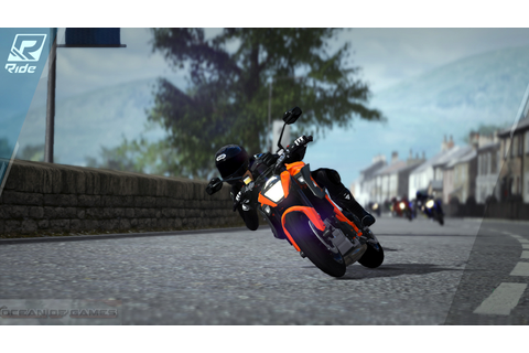 Games 4 You: Ride PC Game 2015 Free Download