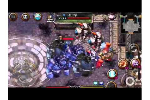 Zenonia 4 Return of the Legend Official Gameplay Trailer ...