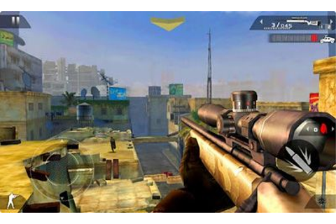 Modern Combat 2 Black Pegasus HD for Android - Download ...