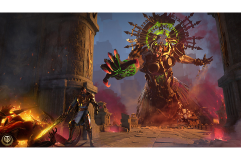 Skyforge Launches on Playstation 4 This Spring