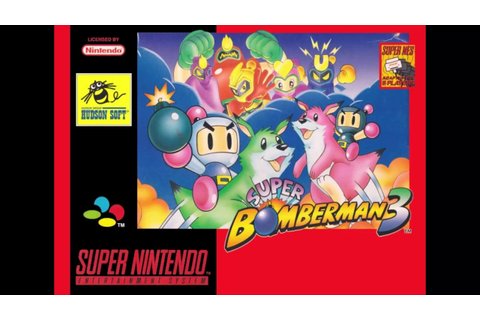 Super Bomberman 3 - Game Over (SNES OST) - YouTube
