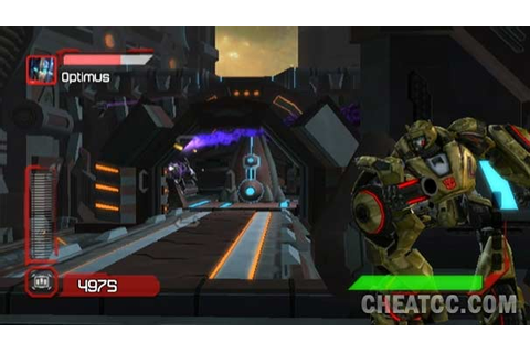 Transformers: Cybertron Adventures Review for Nintendo Wii