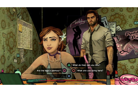 The Wolf Among Us Screenshots for PlayStation 4 - MobyGames