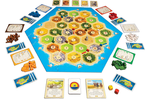 Catan Release Date Announced For Nintendo Switch | My ...