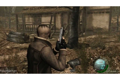 Resident Evil 4 walkthrough - Part 1 - Chapter 1-1 - YouTube