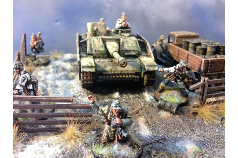 Bolt Action - Patch's Warlord Games Diorama Competition ...