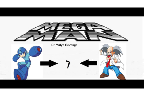 Lets Play Mega Man - Dr. Wilys Revenge Part 7 - YouTube