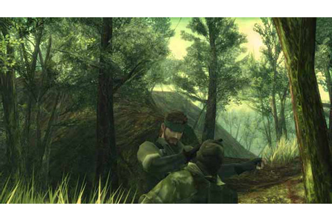 Metal Gear Solid 3: Snake Eater Game | PS2 - PlayStation