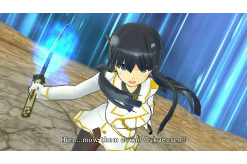 Review: Senran Kagura: Shinovi Versus