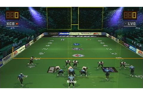 Arena Football - Road to Glory (USA) ISO