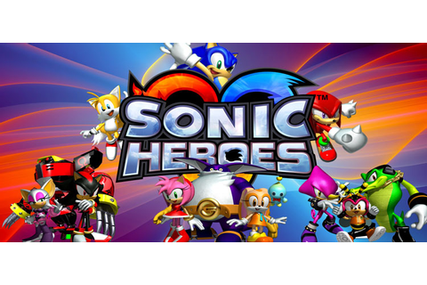 Sonic Heroes Free Download Full Version Cracked PC Game