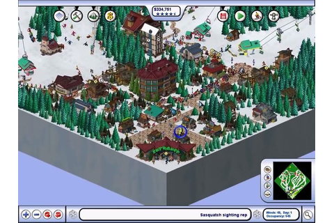 Download Ski Resort Tycoon: Deep Powder (Windows) - My ...