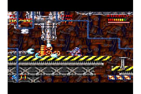 Super Turrican Walkthrough - YouTube