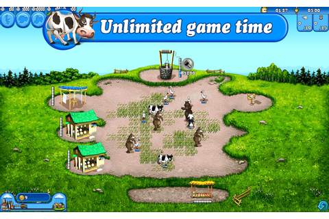 Farm Frenzy Free: Time management game - Android Apps on ...