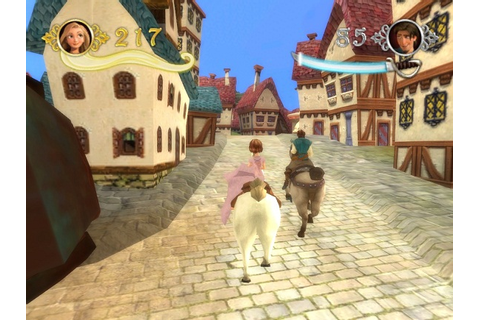 Tangled The Video Game On Qwant Games