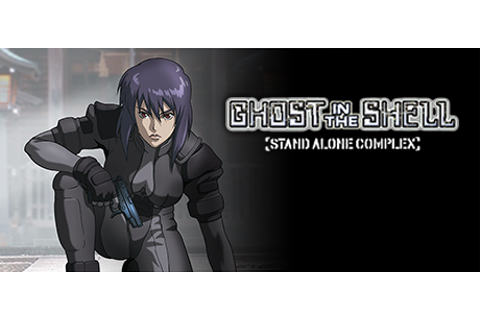 Ghost In The Shell: Stand Alone Complex on Steam