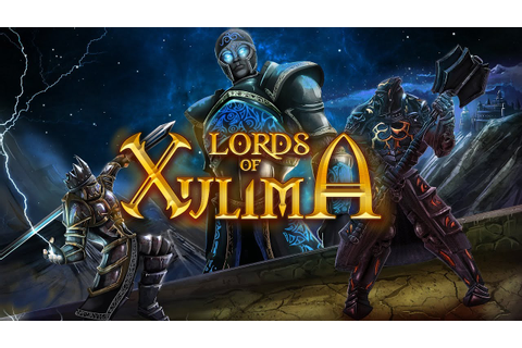 Lords of Xulima - Official Trailer - YouTube