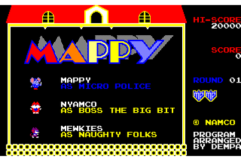 Download Mappy - My Abandonware