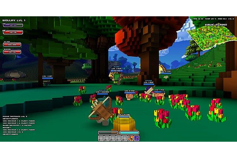 Cube World Minecraft Texture Pack