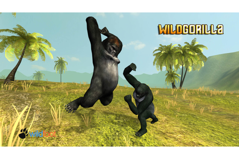 Wild Gorilla Simulator - Android Apps on Google Play