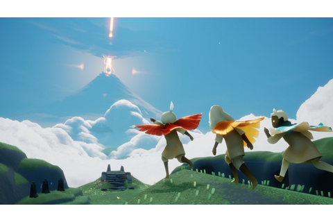 Sky: Children Of The Light Review – The Next Logical Leap ...