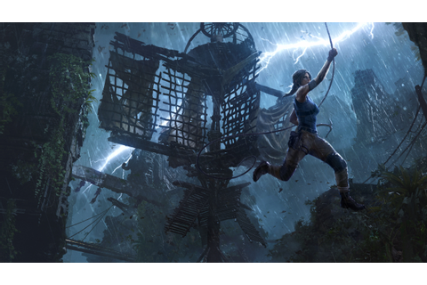 2018 Lara Croft Shadow Of The Tomb Raider, HD Games, 4k ...