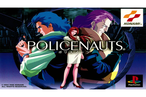 CdV 164: Policenauts - Policenauts End Title - YouTube