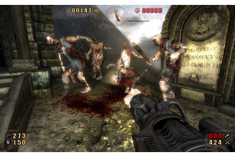 Painkiller Resurrection Pc Game Free Download Full Version ...
