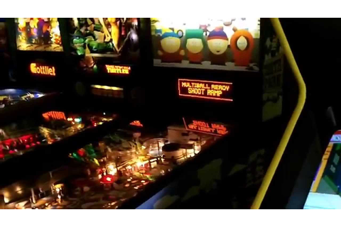 Video Game Rescue Pinball And Arcade Line-Up on 7-23-2015 ...