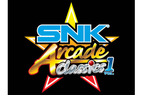 SNK Arcade Classics Vol. 1 Review for Wii (2008) - Defunct ...