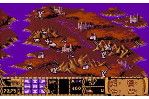 Storm Master Download (1992 Arcade action Game)