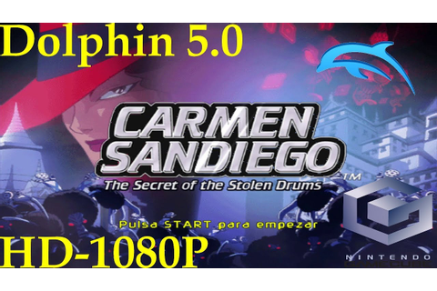 Carmen Sandiego: The Secret of the Stolen Drums [PAL ...