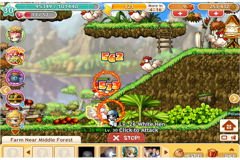 MapleStory Adventures, my Facebook guilty pleasure | The ...