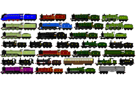 Railway Tales sprites by Rail-Brony-GXY on DeviantArt