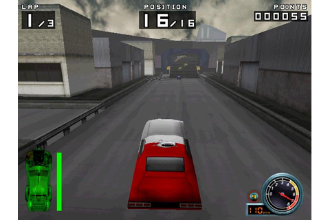 Demolition Racer Download (1999 Simulation Game)