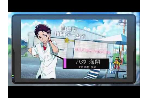 Robotics;Notes Game Recieves New Trailer and Anime ...
