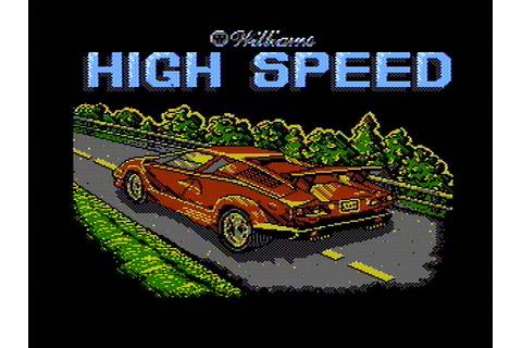 Download High Speed (NES) - My Abandonware