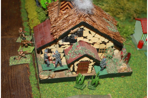 Shaun's Wargaming with Miniatures: Operation Jupiter Game ...