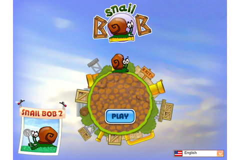 Free Play and Download Snail Bob Flash Game | Free ...