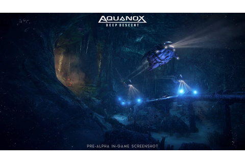 Buy Aquanox Deep Descent PC Game | Steam Download