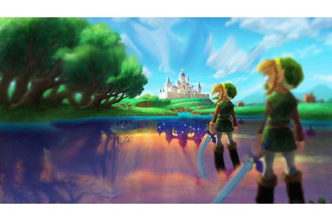 Review: The Legend of Zelda: A Link Between Worlds - The ...