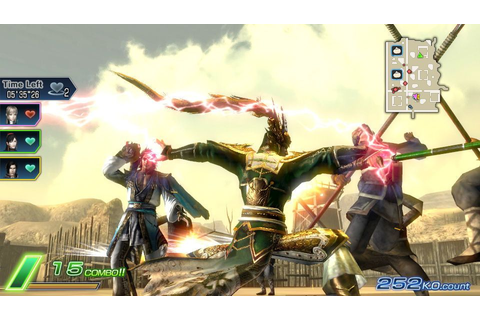 Dynasty Warriors Next import preview hands-on with the ...