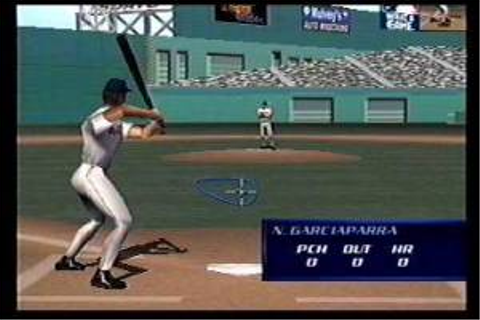 Game Classification : Major League Baseball Featuring Ken ...