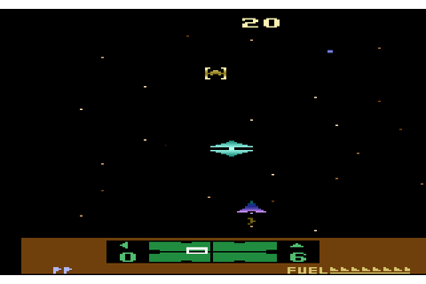 Solaris (1986) Atari 2600 game