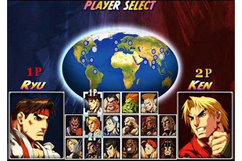 List of changes coming to Super Street Fighter II Turbo HD ...