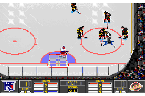 Download NHL 95 - My Abandonware